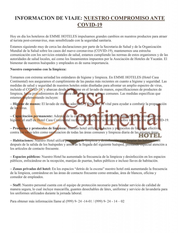 Casa Continental