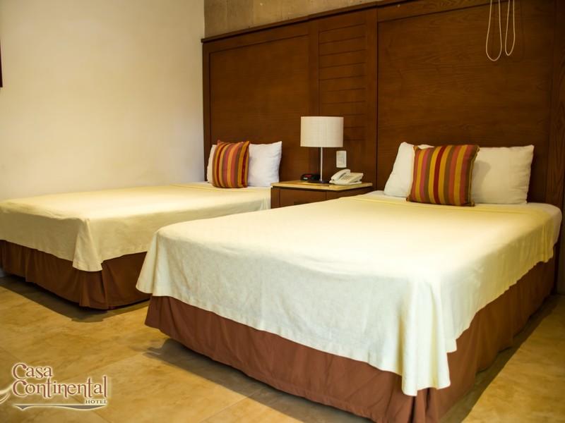 Standard Room 2 Double Beds
