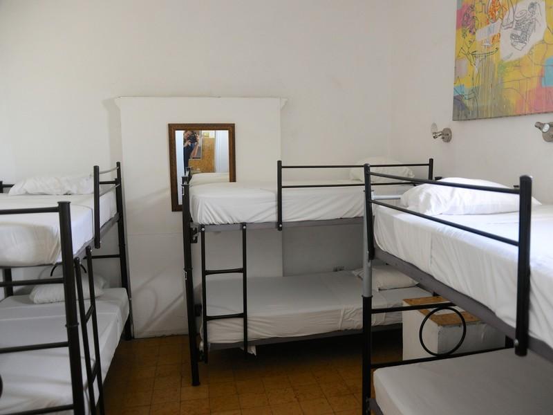 Cama en Dormitorio Compartido Mixto