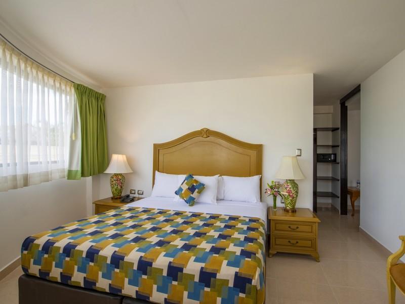 Habitacion Estandar - 1 cama king