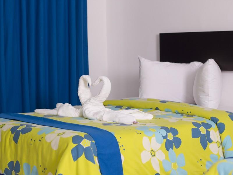 Habitacion Estandar - 1 cama doble