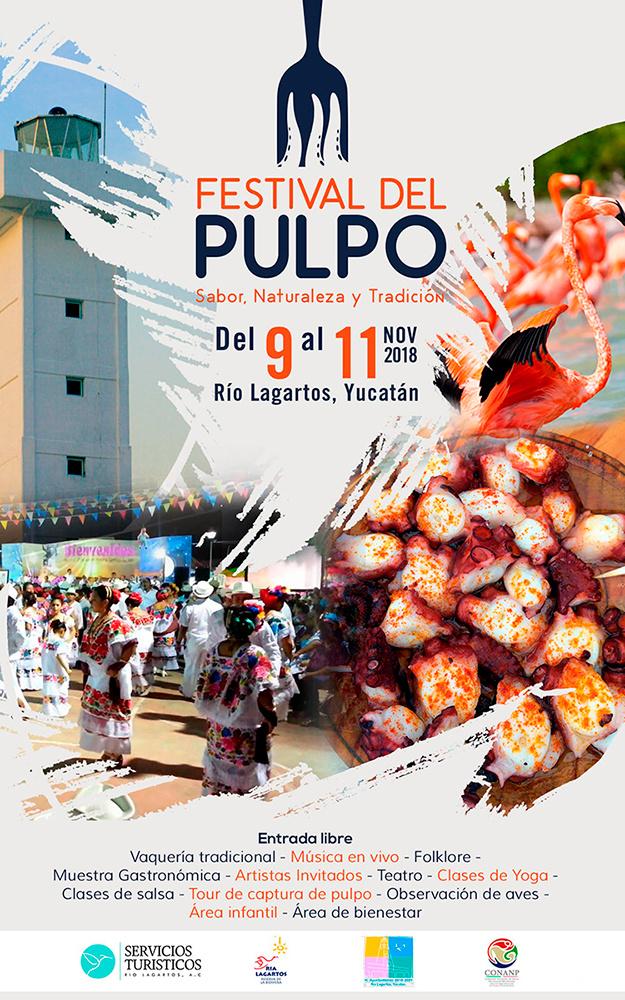Festival del Pulpo!