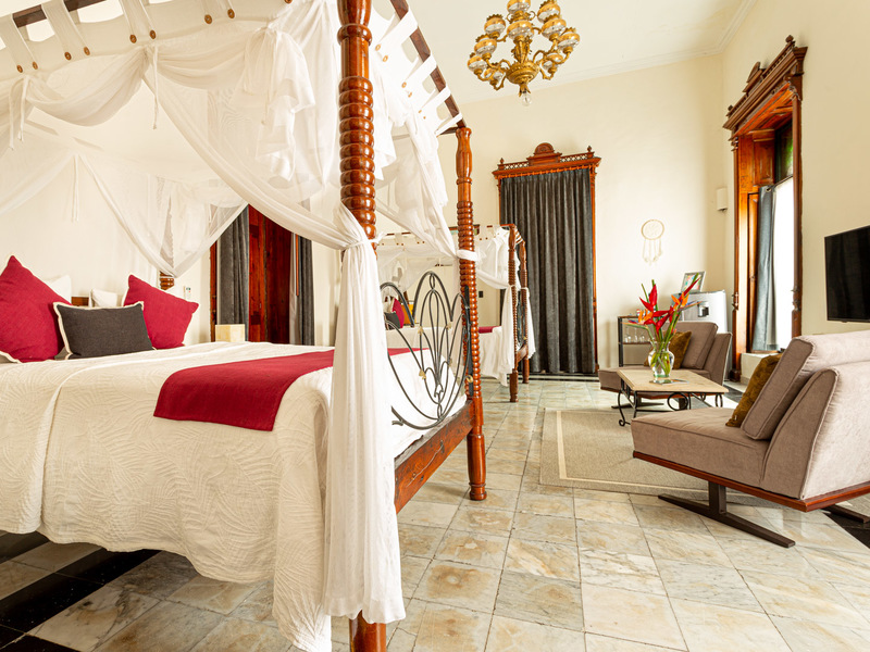 Habitación Master Suite
