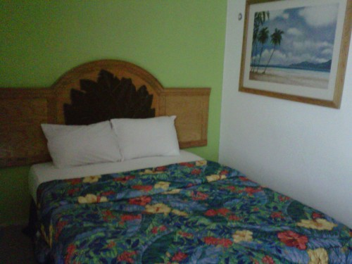 Standard room - 1 double bed
