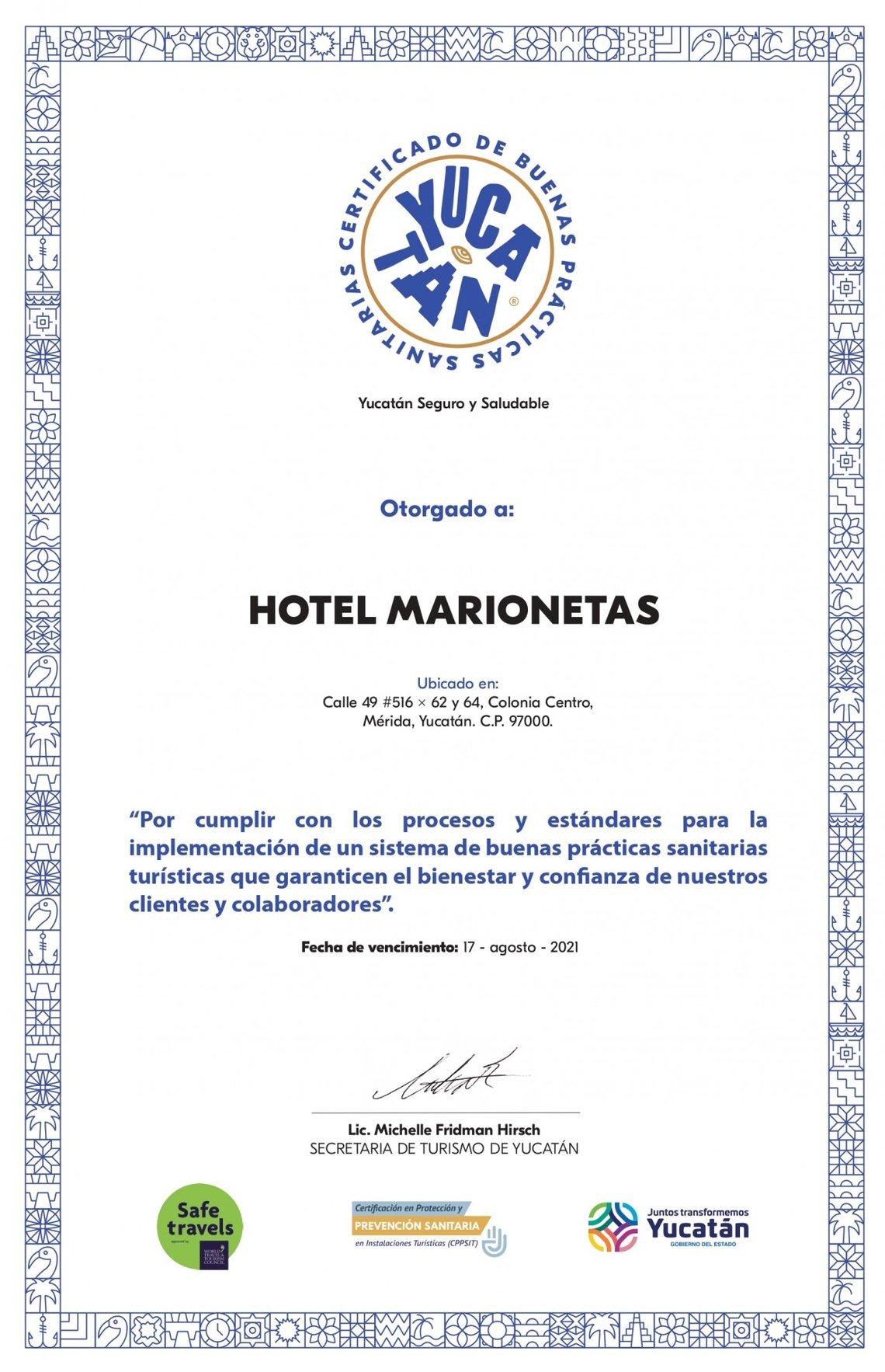 Hotel Marionetas