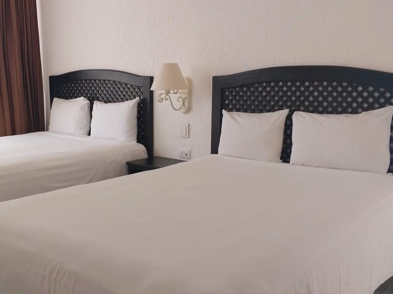 TERRA, 2 DOUBLE BEDS GARDEN VIEW