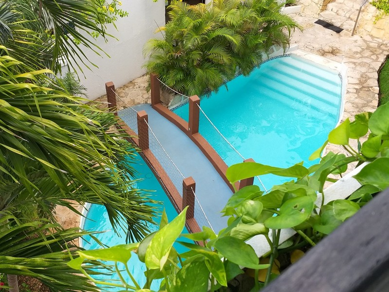 WATER,1 DOUBLE BED POOL VIEW