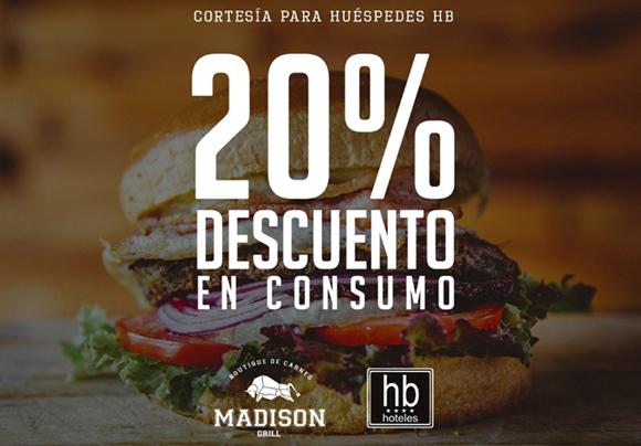 MADISON Grill