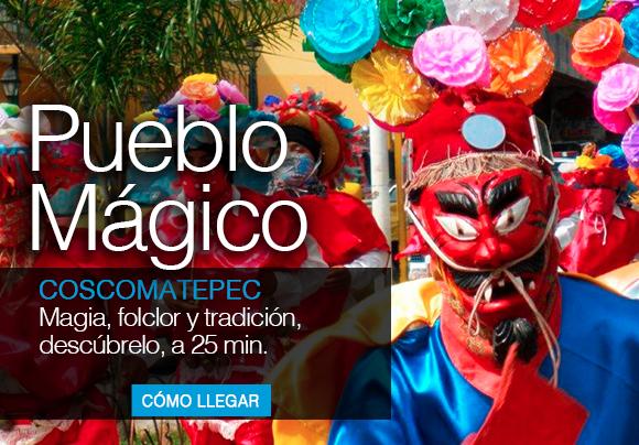 Coscomatepec pueblo Mágico