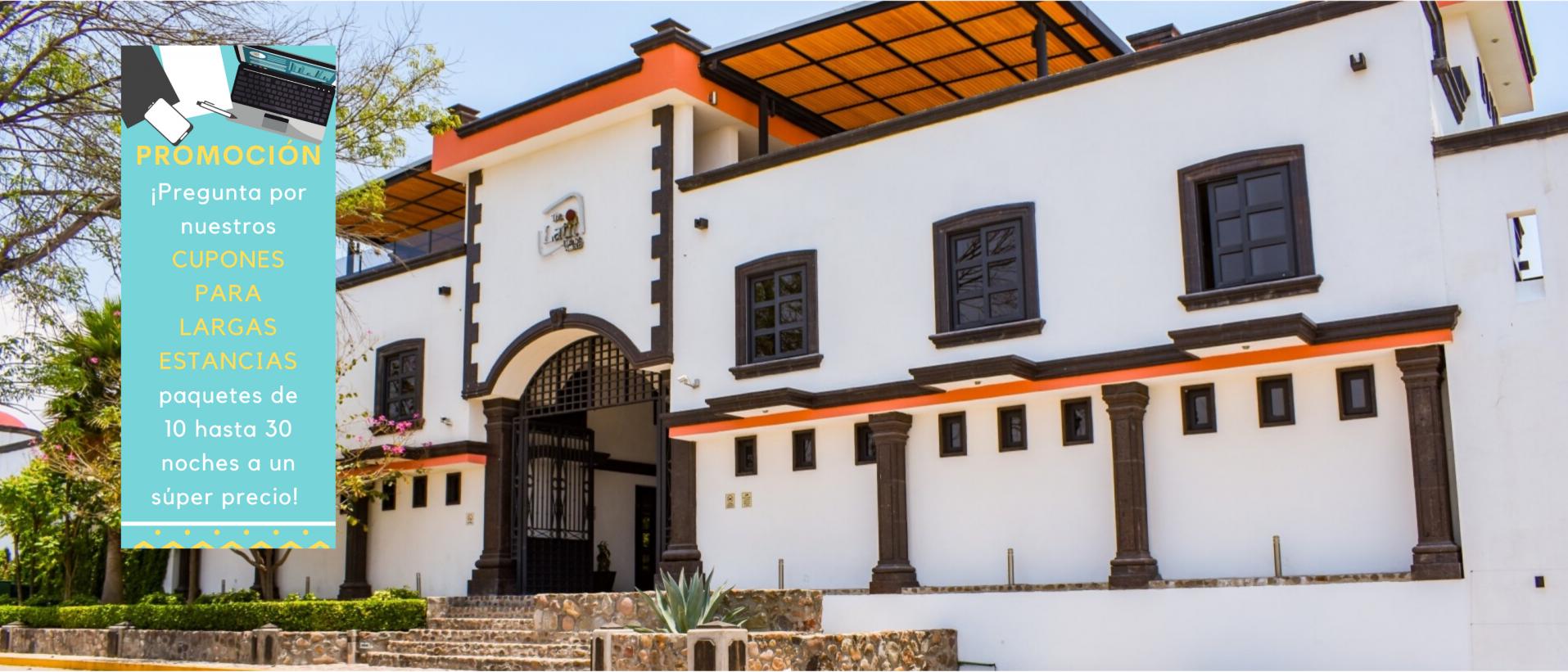 The Latit Hotel Querétaro