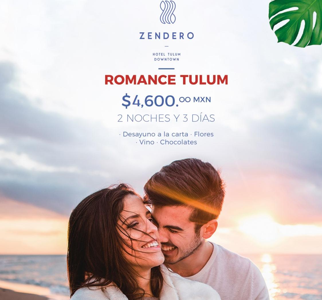 Hotel Zendero Tulum