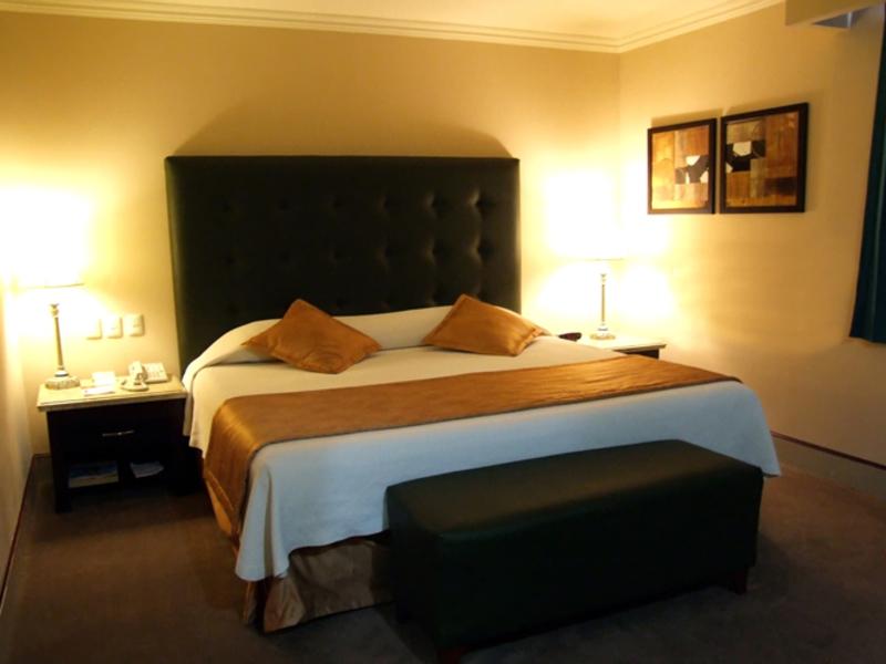 Habitaciones hotel santa anita los mochis mexico - Habitacion de madera ...