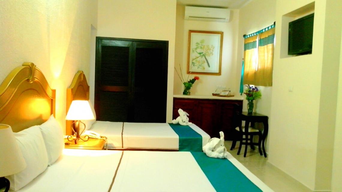 Estandar - 2 camas matrimoniales