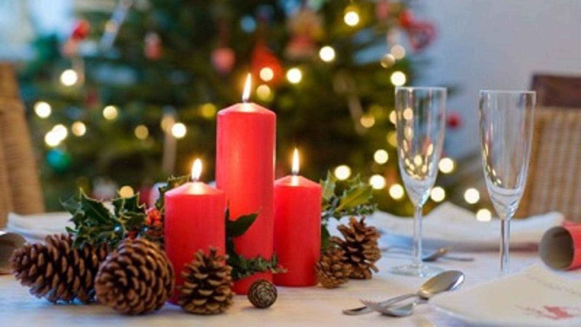 Paq. Navidad 2noches/2pers /2 Cenas