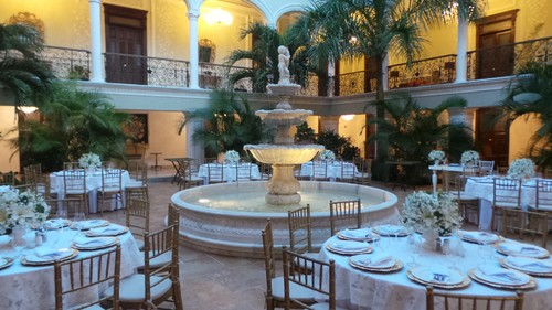 Mansion Merida Hotel - Restaurant