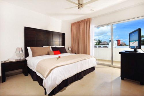 MASTER SUITE - 2 bedrooms