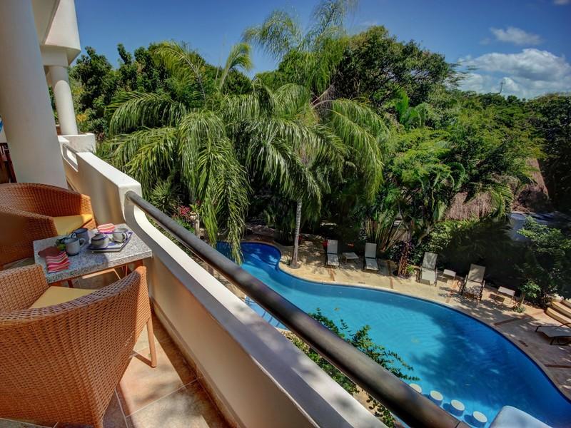 Riviera 3 Recámaras Vista Jardín