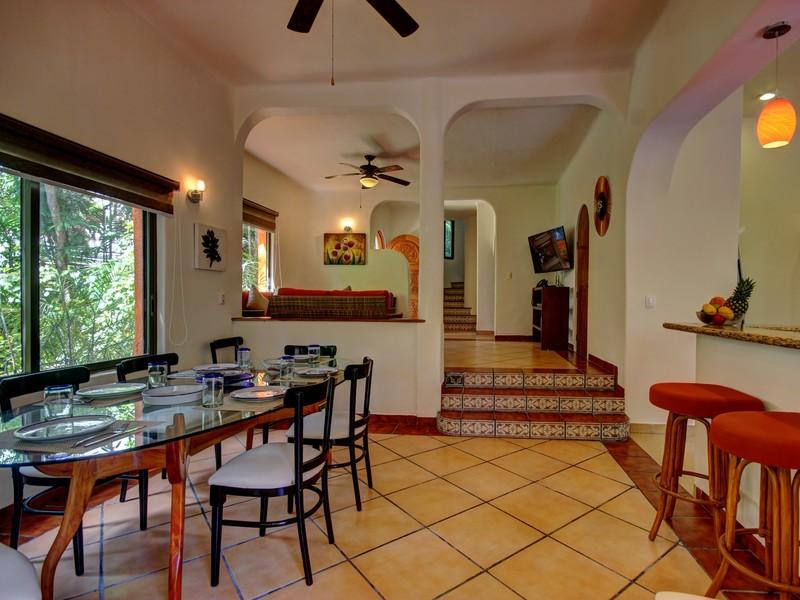 4 Recámaras Casa Villa