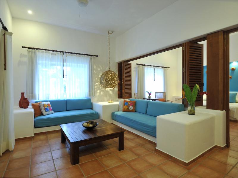 Garden Master Suite