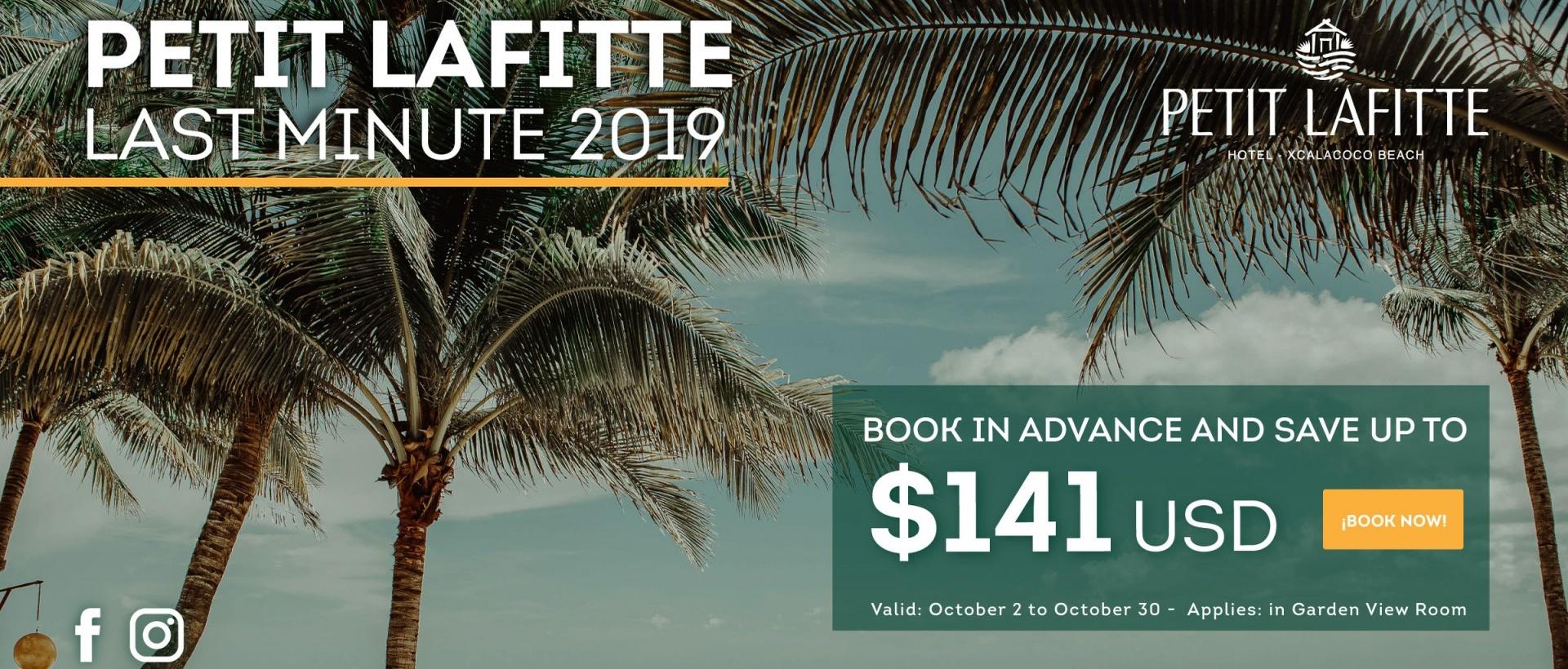 Hotel Petit Lafitte