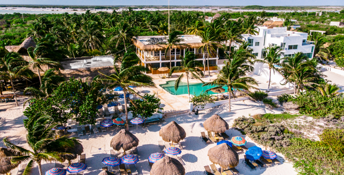 Delfina boutique hotel merida club de playa