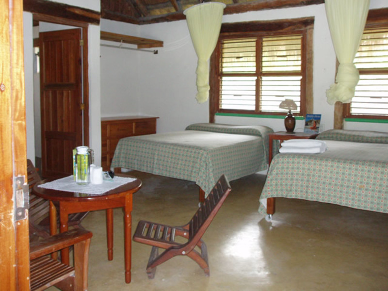 Double Sea View Cabana - Ground Floor