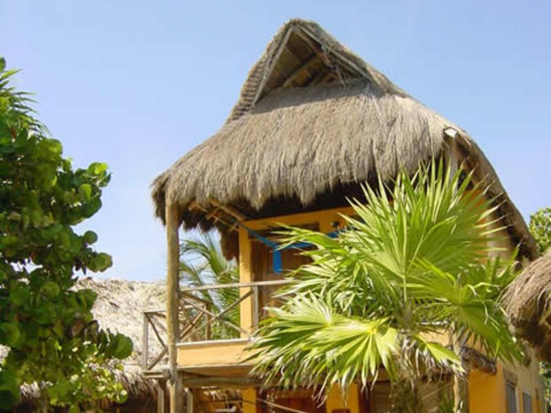 Cabaña 4 Jabirú - Doble Vista al Mar - P.A.