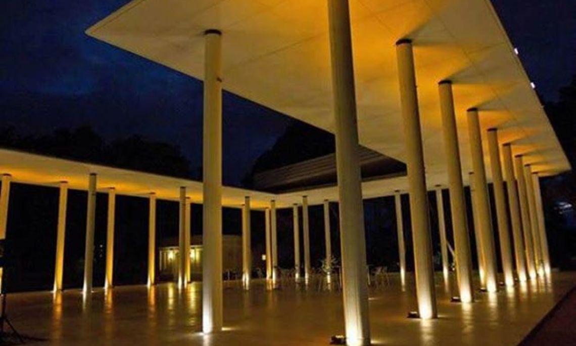 Pabellón para Eventos Quinta Montes Molina