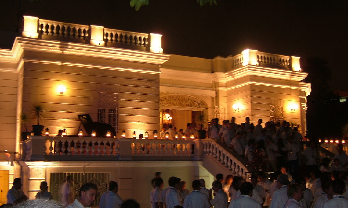Evento en Quinta Montes Molina