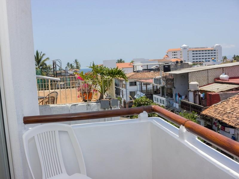Habitación Doble con Balcon