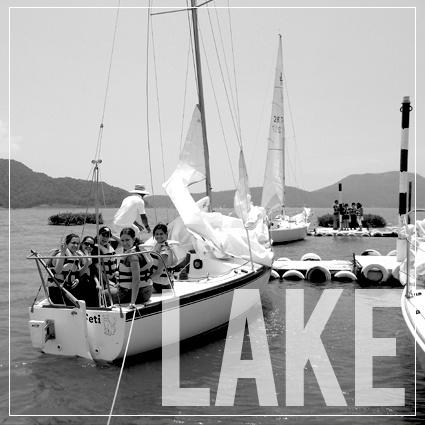 Actividades en el Lago de Valle de Bravo organizadas por Cinco Rodavento