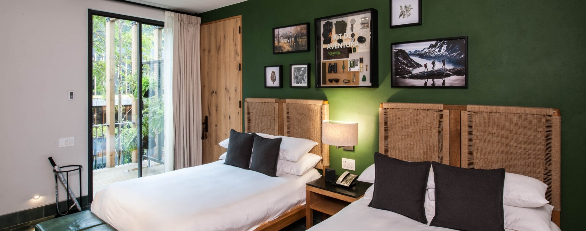 Suites para familias o amigos en Cinco Rodavento uno de los mejores hoteles en valle de bravo