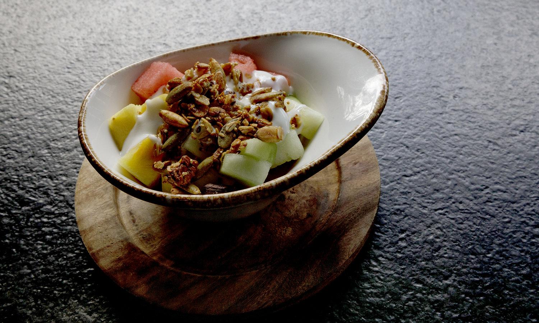Desayunos saludables en Cinco Rodavento