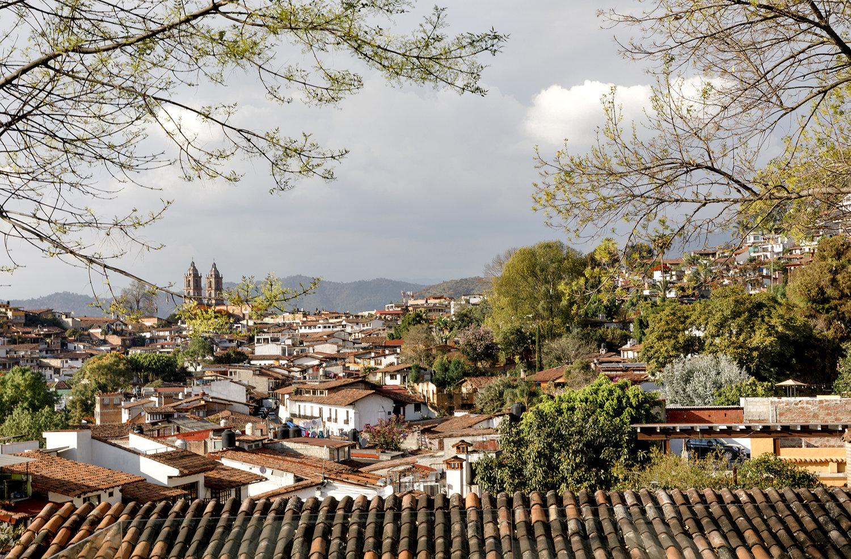 Hermosas Calles del Pueblo Mágico de Valle de Bravo