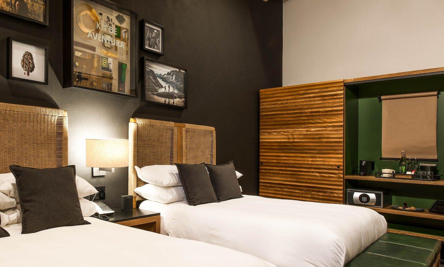 Hotel en Valle de Bravo, Cinco Rodavento suite para parejas