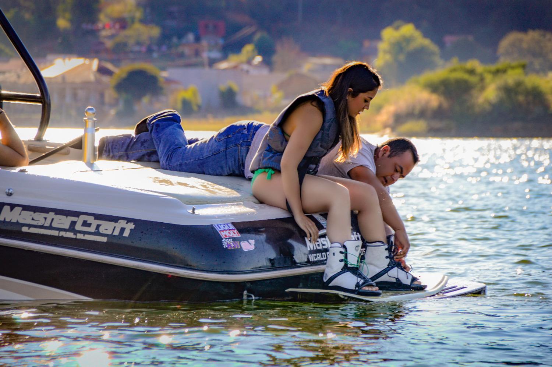 Actividades y deportes en Valle de Bravo, Veleo, Ski, Wakeboard