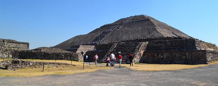 Hotel Teotihuacán