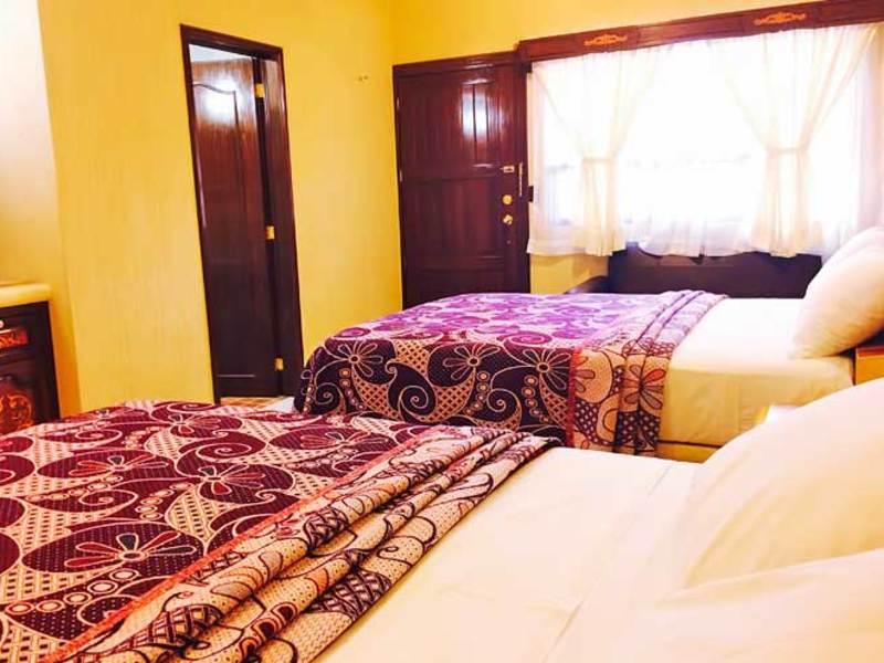 STANDARD - 2 QUEEN BEDS