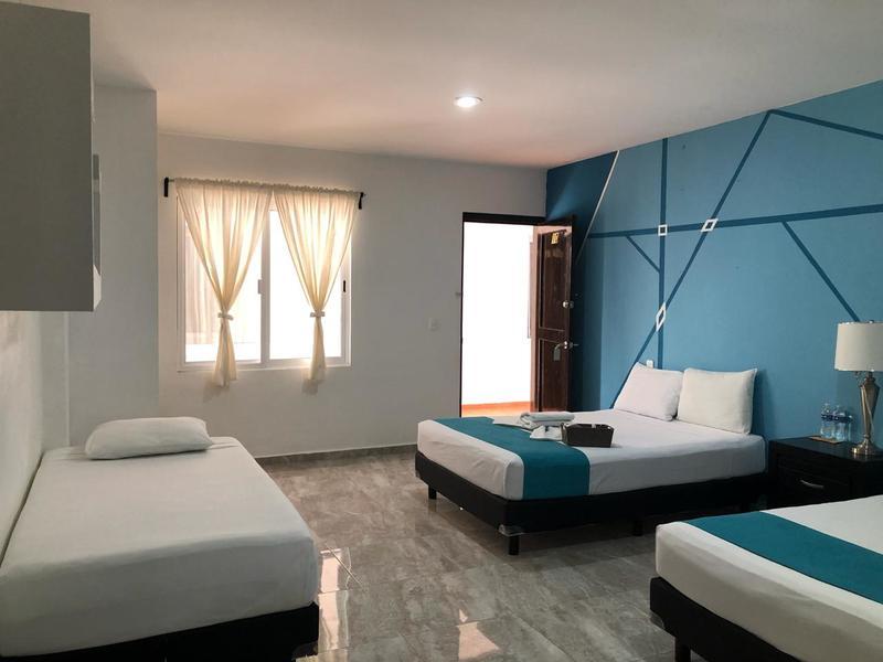 Triple Suite Room